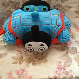 Thomas The Train pillow pals pee wees